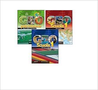Geoscuola. Con Atlante-Giro d'Italia-Geopatrimonio. Per la Scuola media. Con espansione online