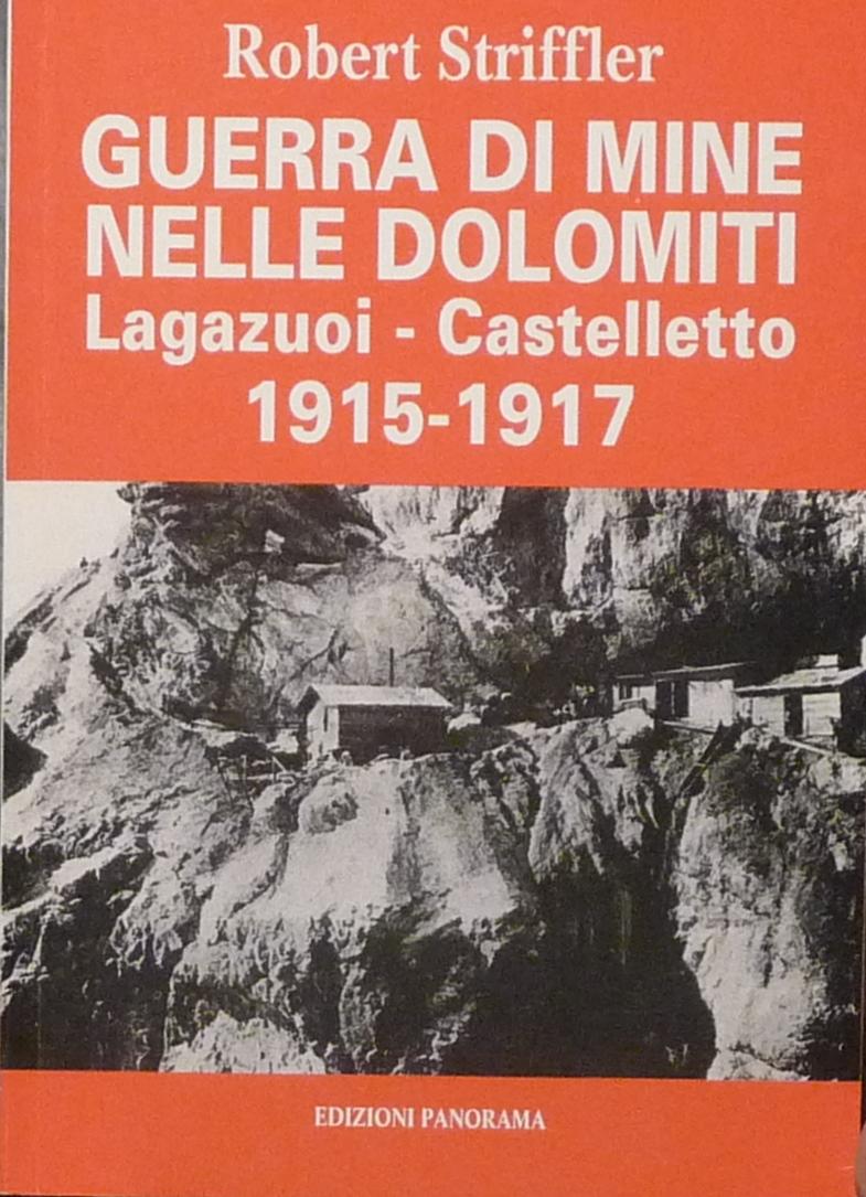 Guerra di mine nelle Dolomiti / Piccolo Lagazuoi, Castelletto