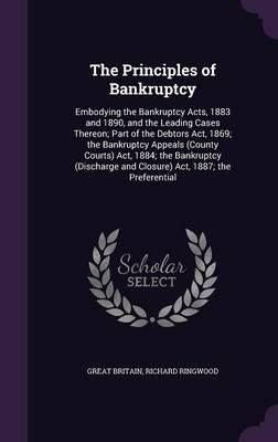 The Principles of Bankruptcy