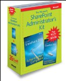 The Microsoft SharePoint Administrator's Kit