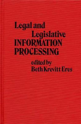 Legal and Legislative Information Processing