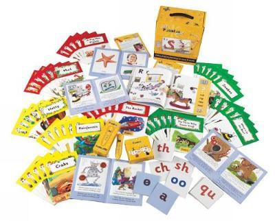 Jolly Phonics Extra (Personal Edition)
