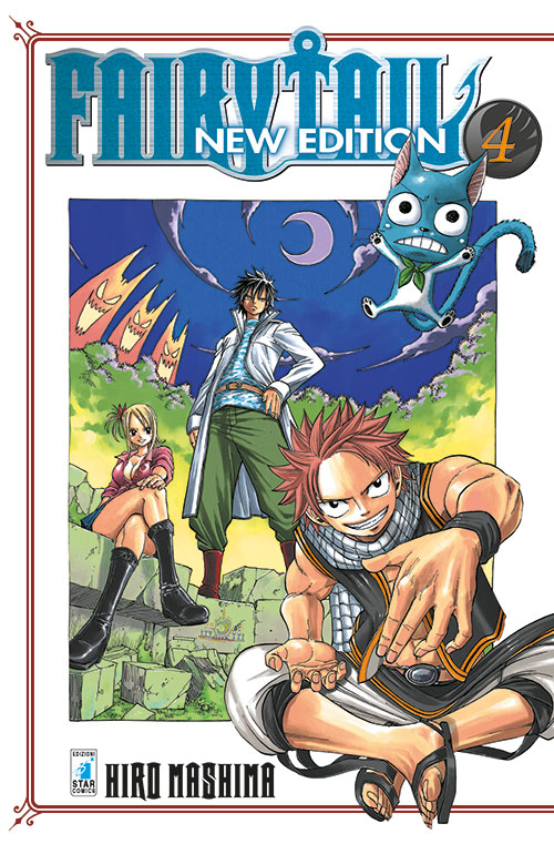 Fairy Tail New Edition vol. 4