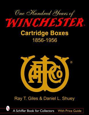 100 Years of Winchester Cartridge Boxes