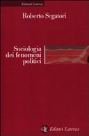 Sociologia dei fenomeni politici