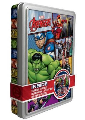 Marvel Avengers Happy Tin