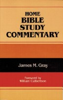 Home Bible Study Commentary