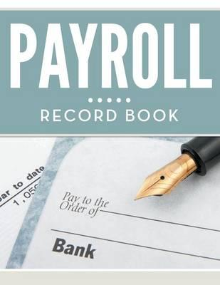 Payroll Record Book