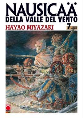 Nausicaä della Valle del Vento vol. 7