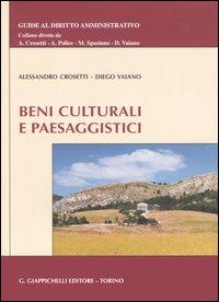 Beni culturali e paesaggistici