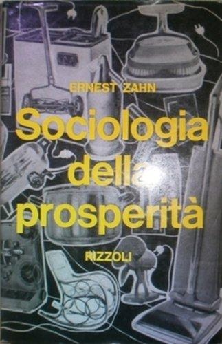 Sociologia della prosperità