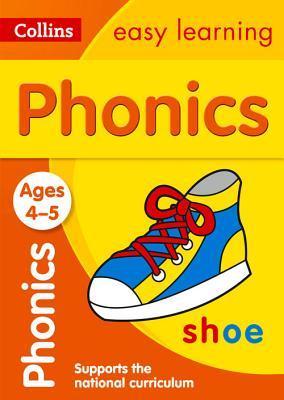 Phonics Ages 3-5 (Co...