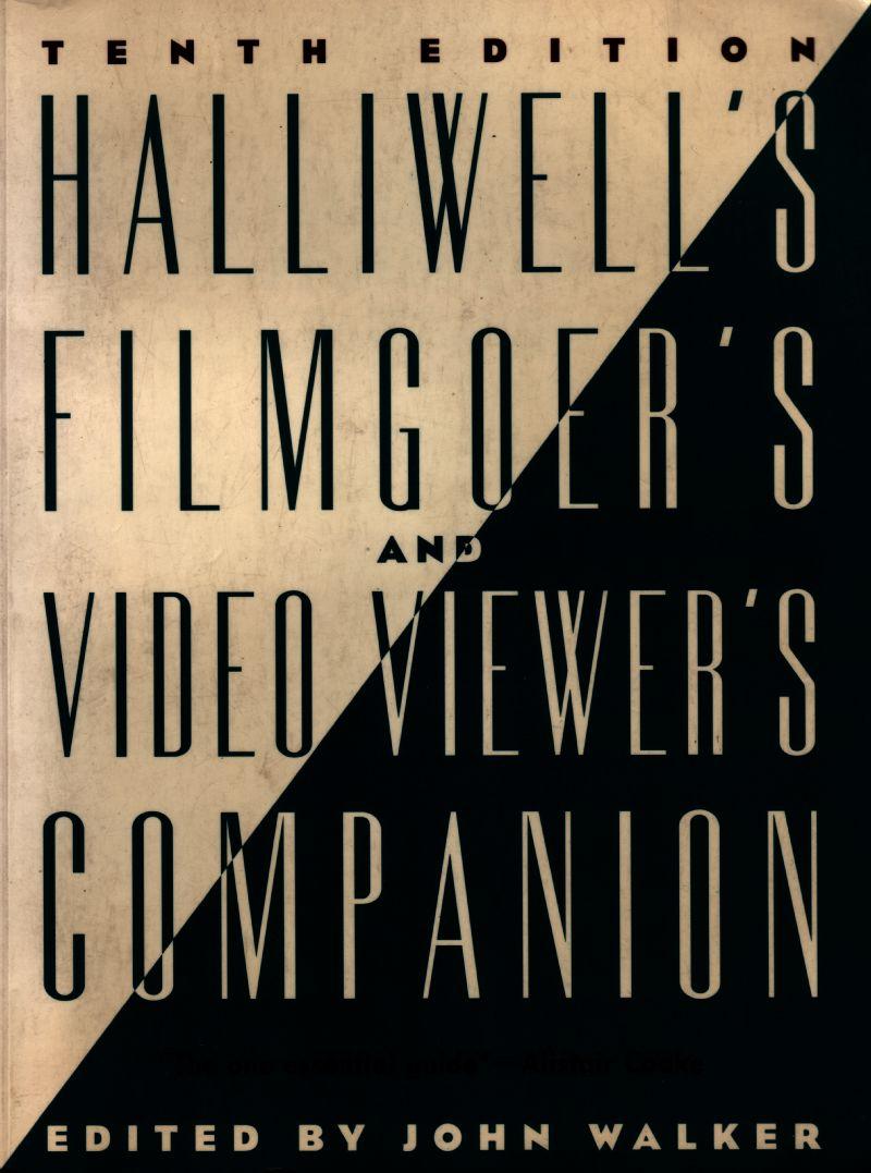 Halliwells Filmgoers...