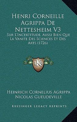 Henri Corneille Agrippa de Nettesheim V3
