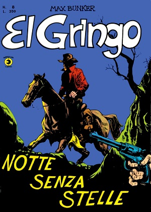 El Gringo n. 8