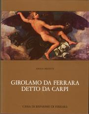 Girolamo da Ferrara detto da Carpi