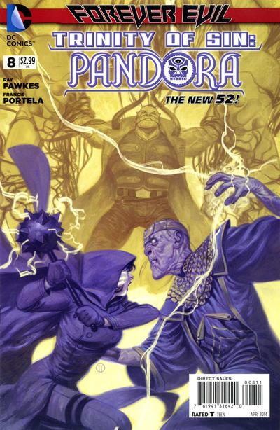 Trinity of Sin: Pandora Vol.1 #8