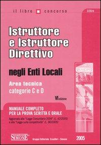 Istruttore e istruttore direttivo negli enti locali