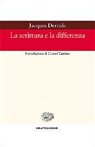 La scrittura e la differenza
