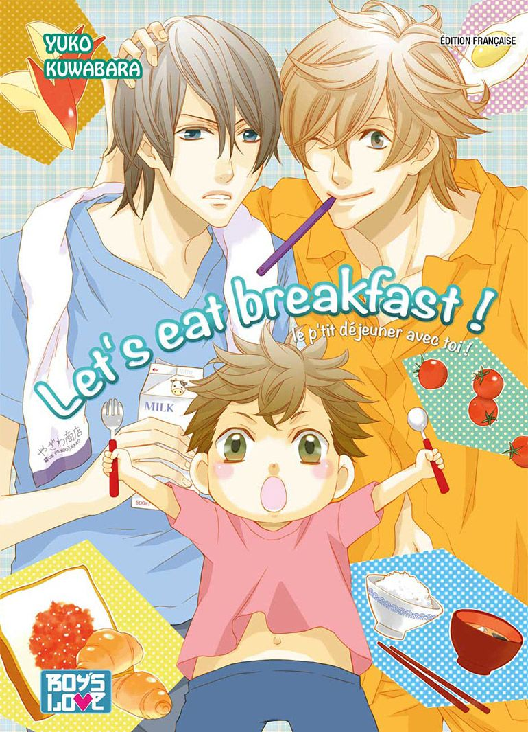 Let's eat breakfast!