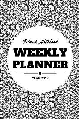 Blank Notebook Weekl...