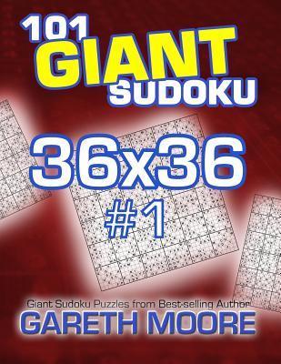 101 Giant Sudoku 36x36 1