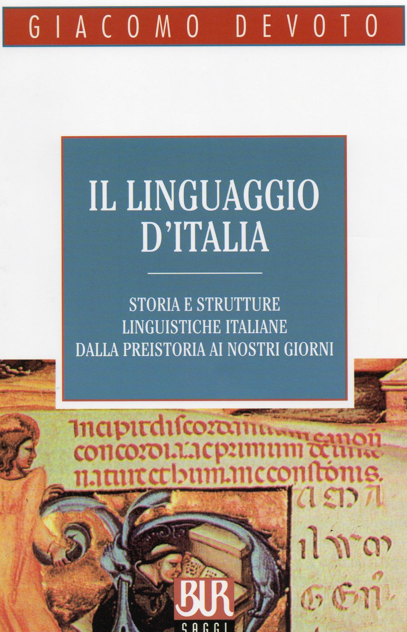Il linguaggio d'Italia