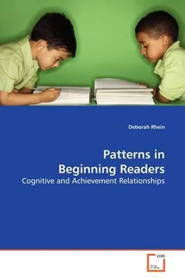 Patterns in Beginning Readers