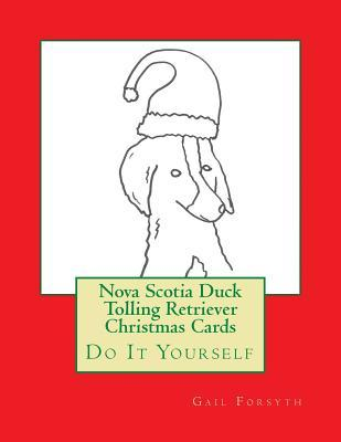Nova Scotia Duck Tolling Retriever Christmas Cards