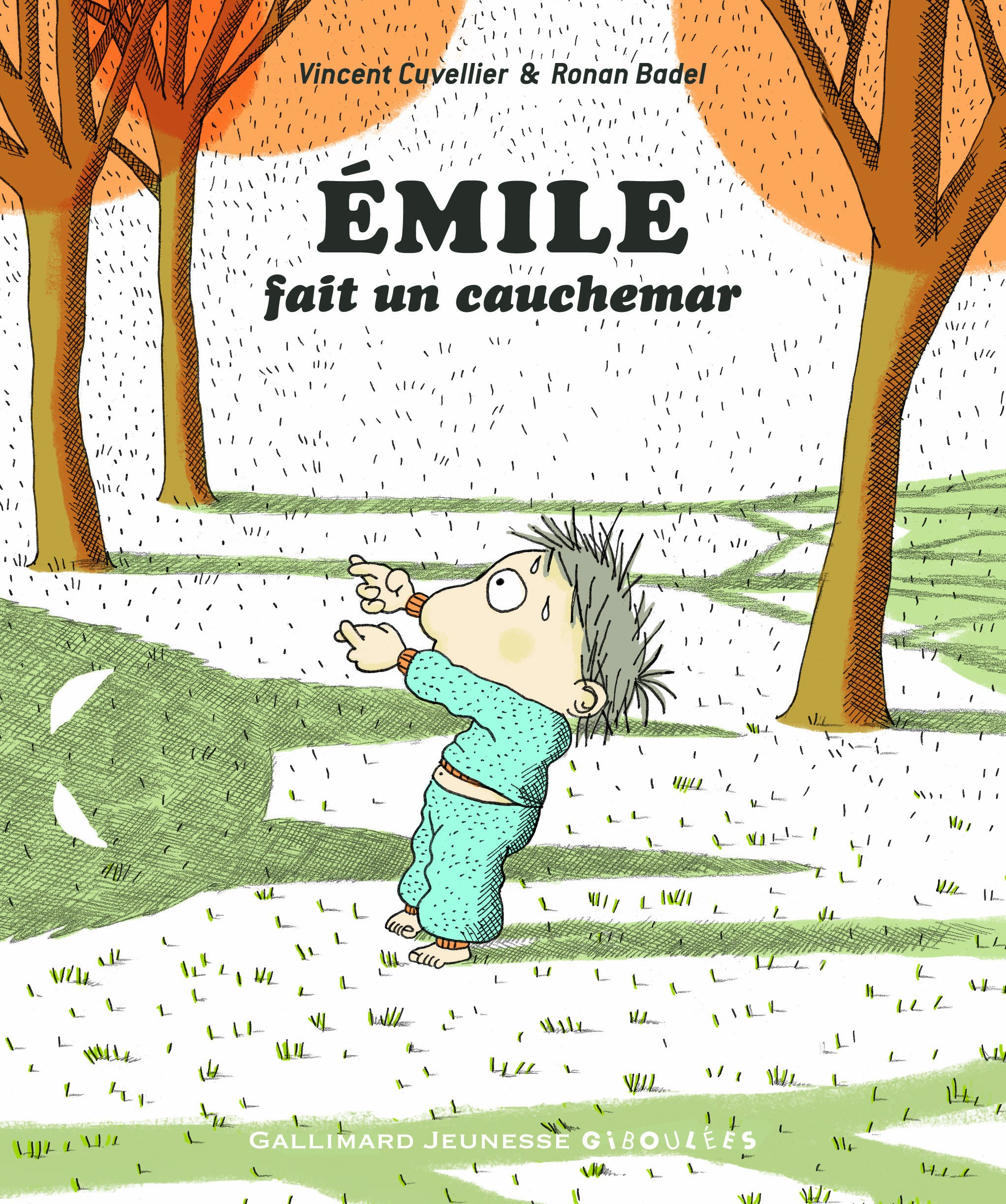Émile fait un cauch...