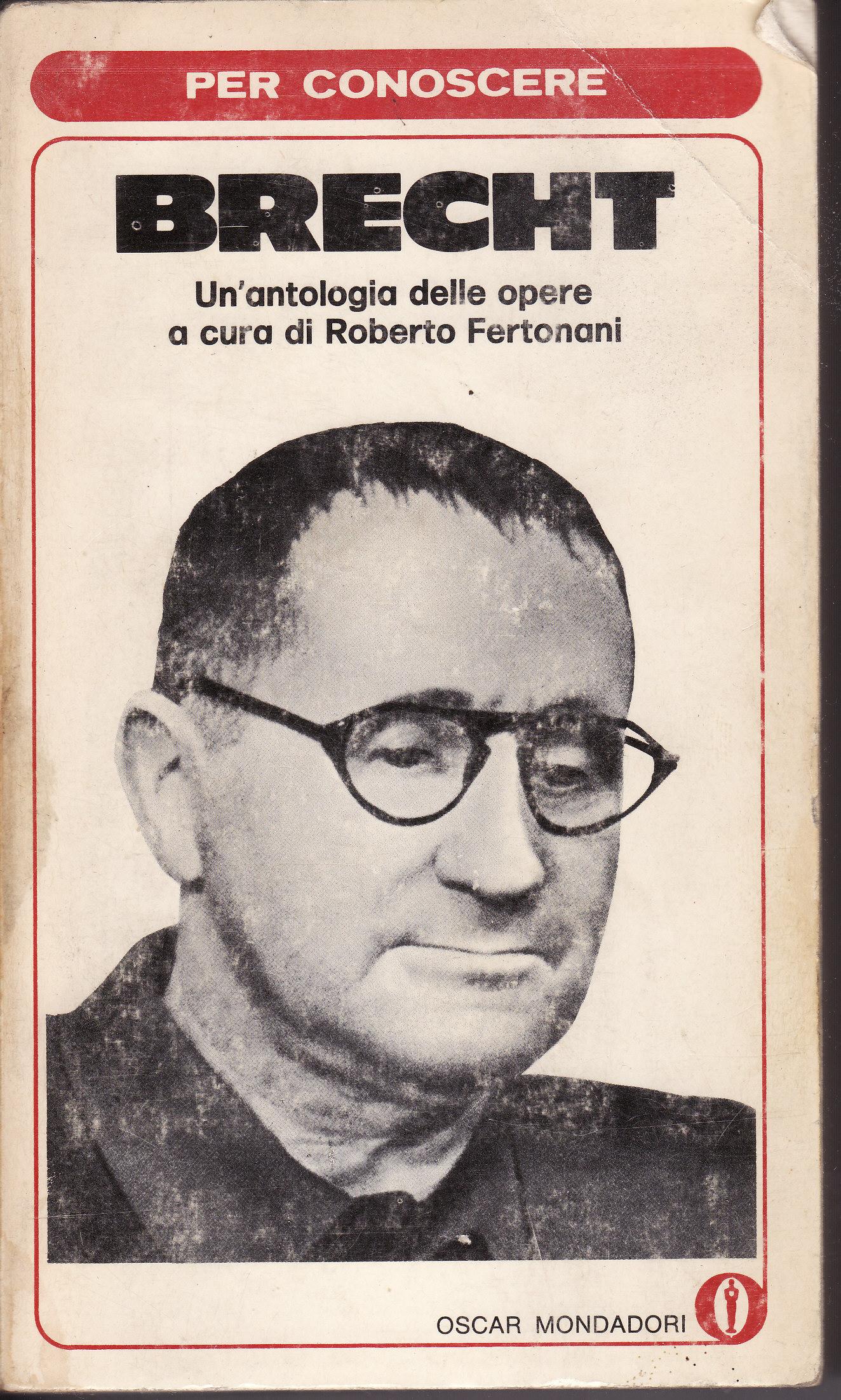 Per conoscere Brecht