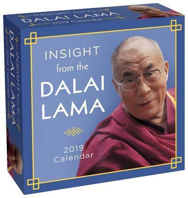 Insight from the Dalai Lama 2019 Calendar