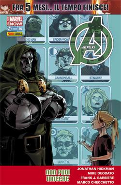 Avengers n. 40