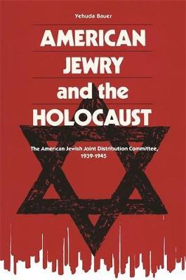 American Jewry and t...