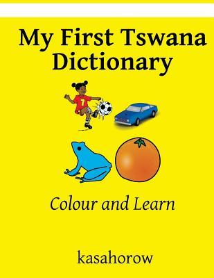 My First Tswana Dict...