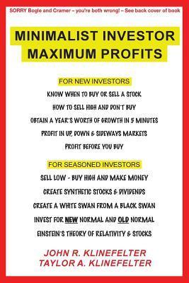Minimalist Investor Maximum Profits