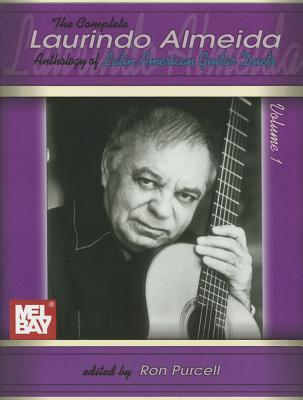 The Complete Almeida Anthology of Latin American Guitar Duets + Online PDF