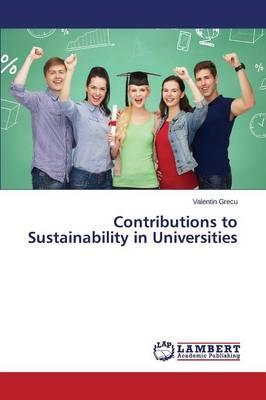 Contributions to Sustainability in Universities