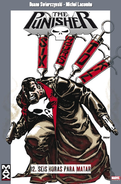 Max: Punisher #12