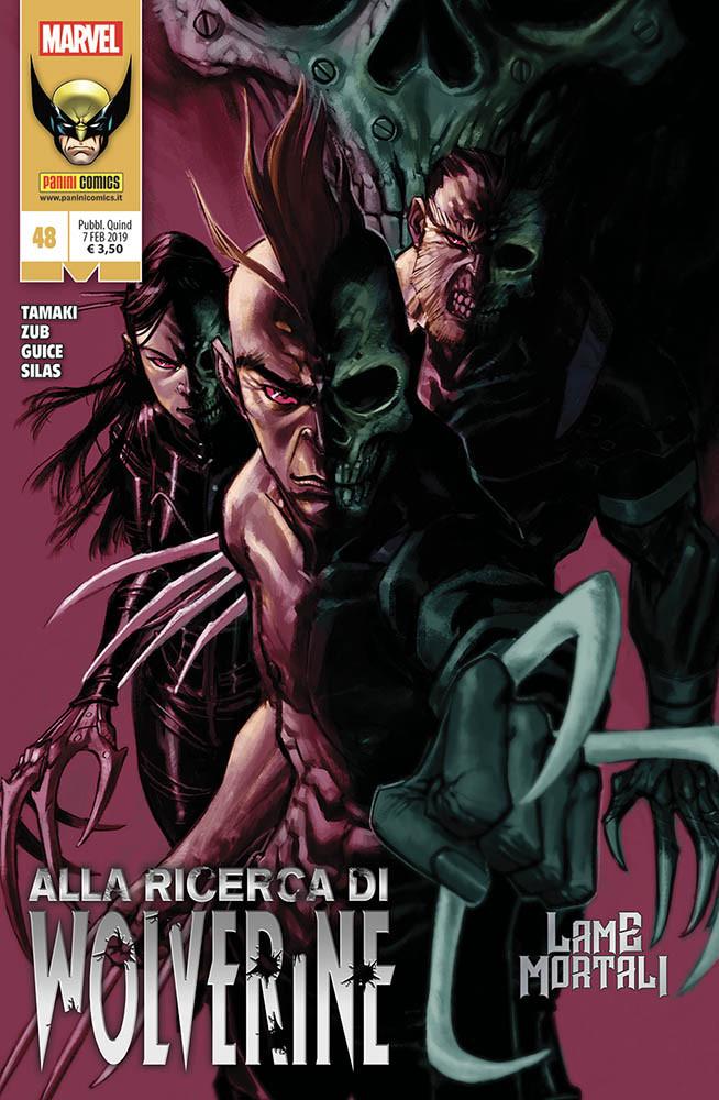 Wolverine n. 374