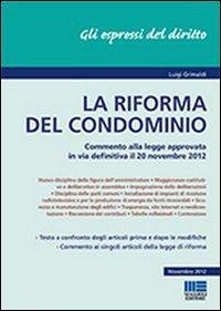 La riforma del condominio