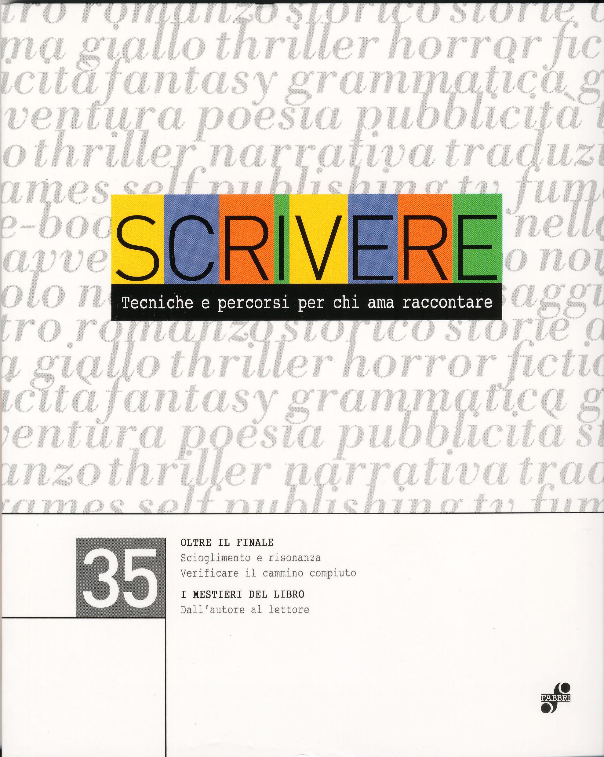 Scrivere - vol. 35