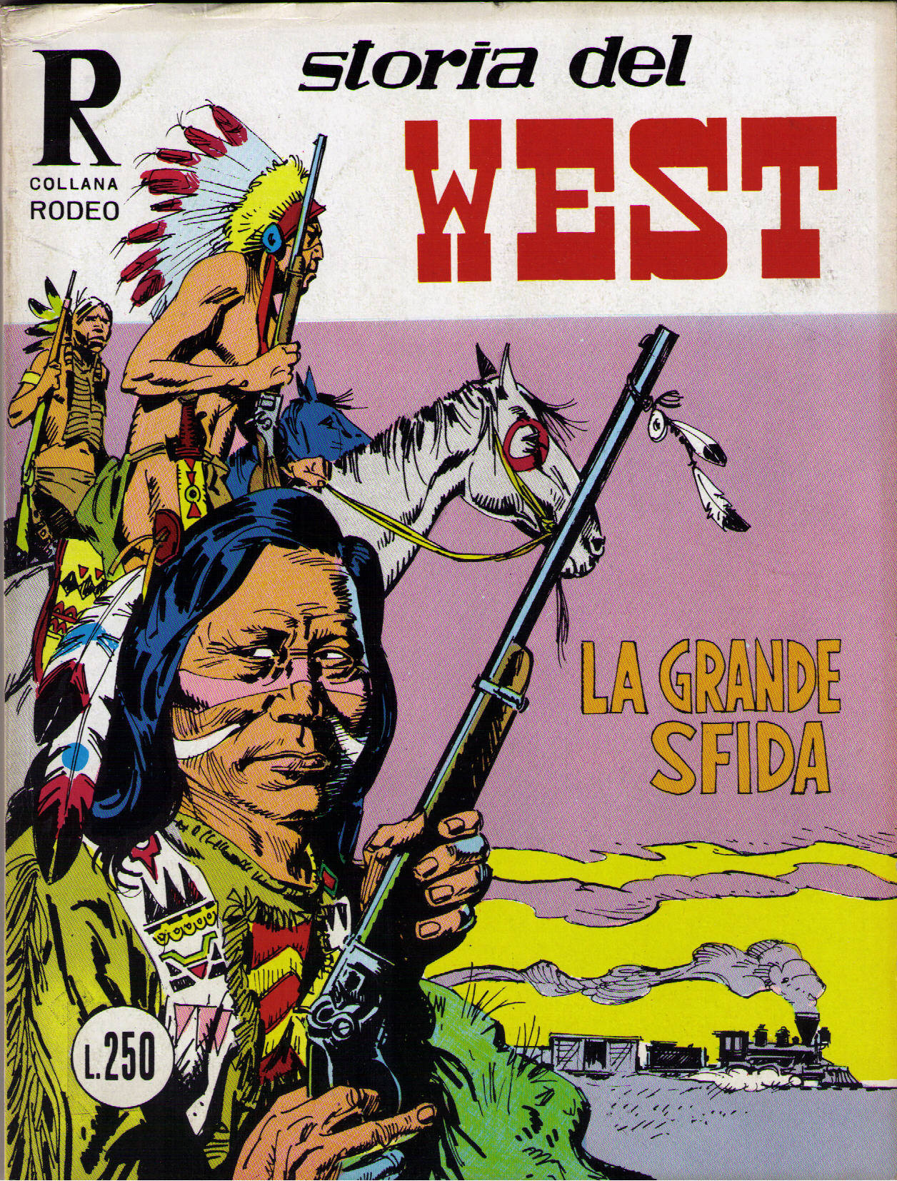 Storia del West n. 34 (Collana Rodeo n. 76)