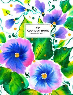 Large Office/Desk Address Book
