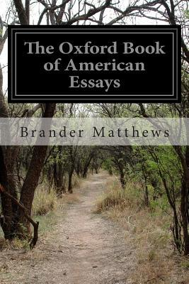 The Oxford Book of American Essays