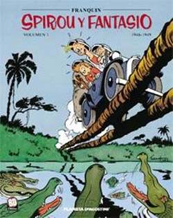 Spirou y Fantasio #1