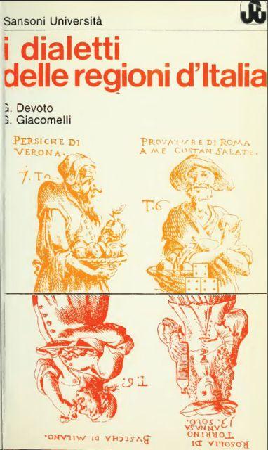 I dialetti delle reg...