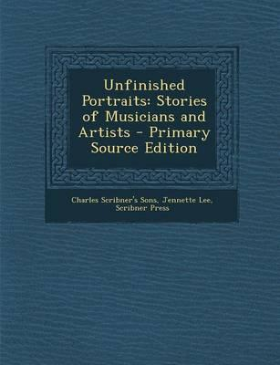 Unfinished Portraits
