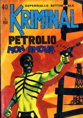 Kriminal n. 40