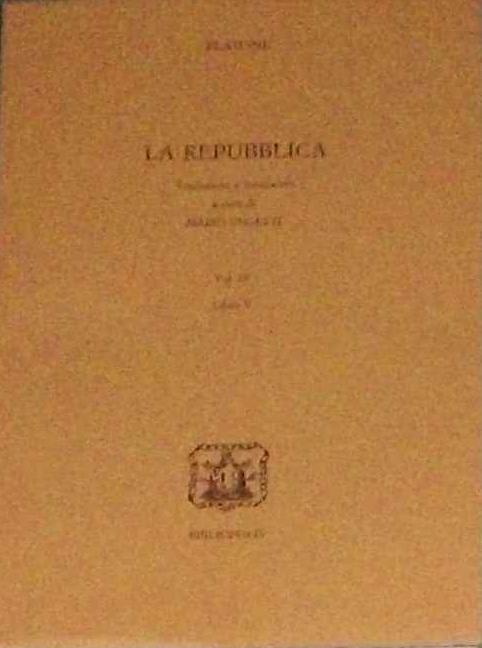 La repubblica - Vol. IV